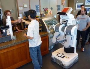 Robot - IEEE PR2 coffee