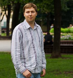ディミトリ・グリシン氏(photo: Mail.Ru)
