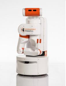 アンバウンデッド・ロボティクス社が発表した UBR-1