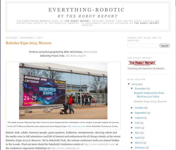 http://www.everything-robotic.com/より