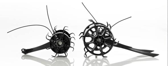 センサー付き超小型ロボットは、すでに4000個販売されている(http://www.reconrobotics.com/より)