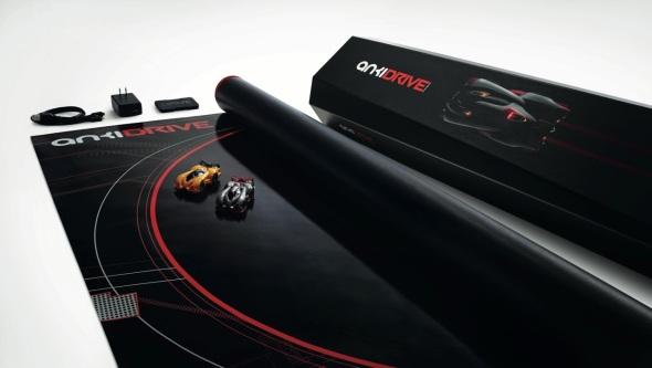 アンキ社のアンキドライブ。ビデオゲームが飛び出してきたような興奮が味わえる