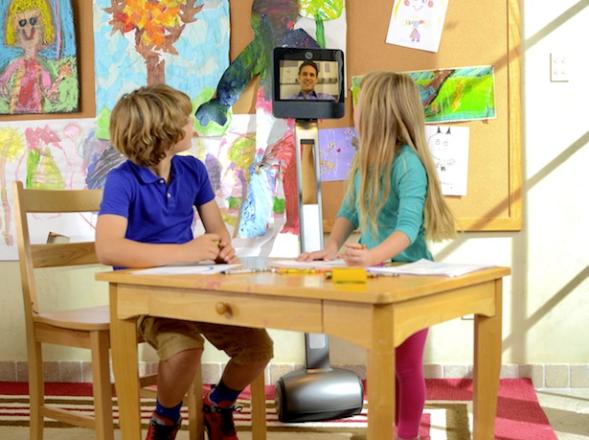 会社にいるお父さんが、子供部屋をこんな風に覗きに来る? (http://spectrum.ieee.org/より)