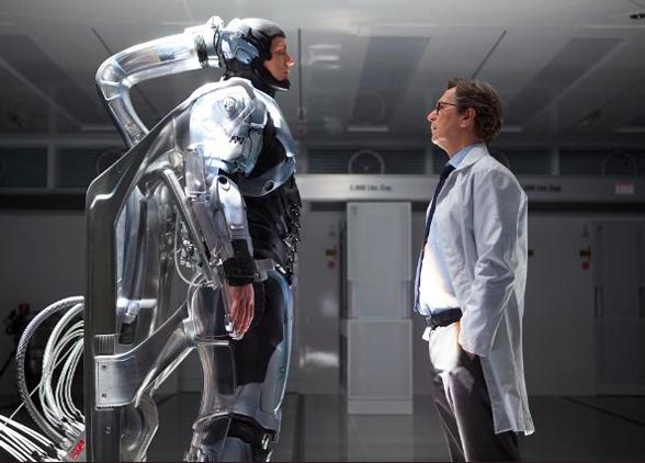 SF映画のクラシックのリメイク版『RoboCop』