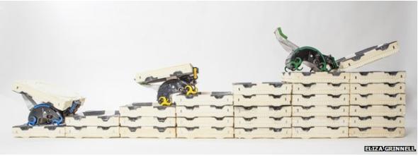 Robot - termite