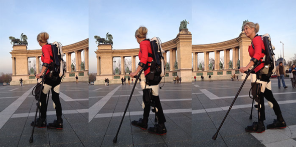 Robot - 3D exoskeleton_2
