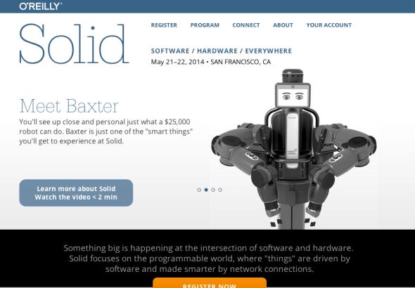 Robot - solidcon