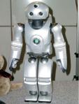 ソニーのヒューマノイド・ロボット、キュリオ(Photo by Dschen Reinecke, Creative Commons 3.0)