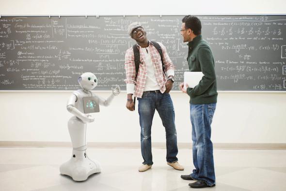 Robot - pepper.3