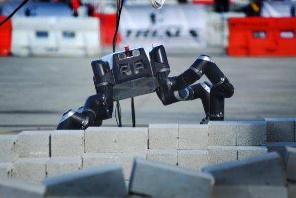Robot - drc.3