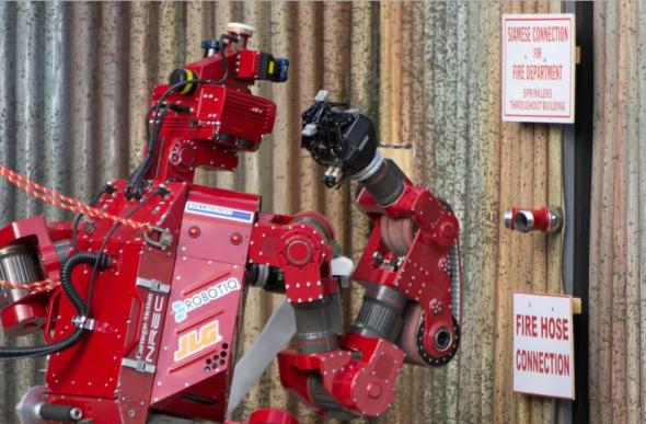 Robot - drc.4