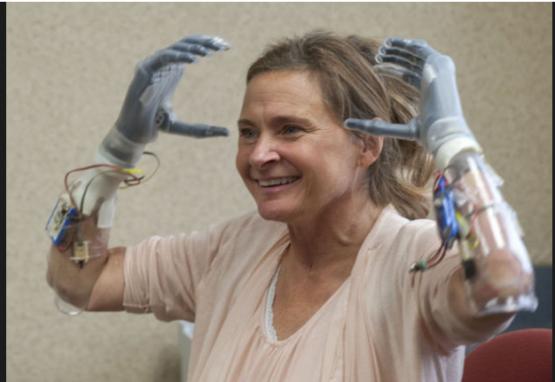 Robot - touch_bionics