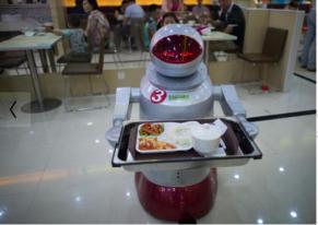 Robot - waiter.1