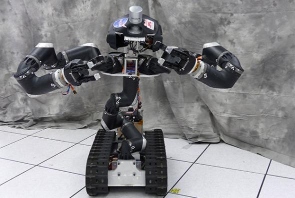 JPLが新しく開発した「サロゲート」(http://www.engadget.com/より)