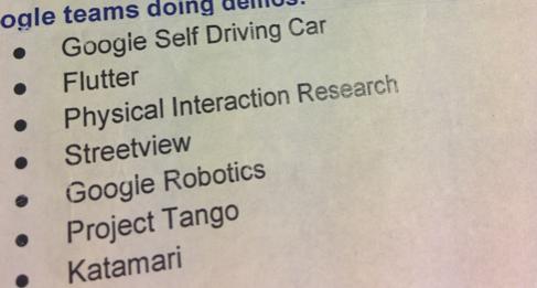 Robot - rss_google