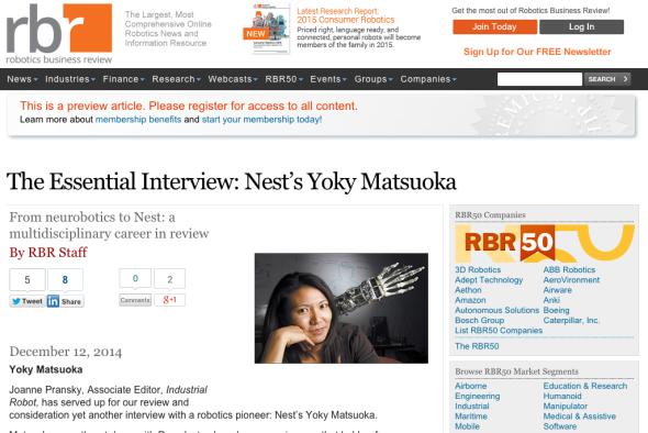 Robot - y.matsuoka