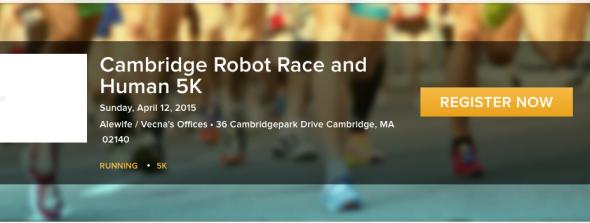 Robot - race